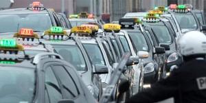 voiture avec chauffeur grève des taxis